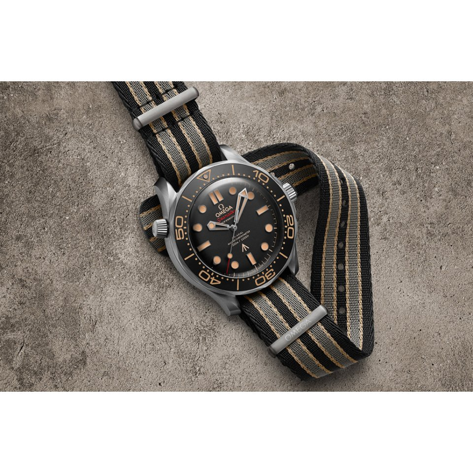 The Seamaster Diver 300m – 007 edition