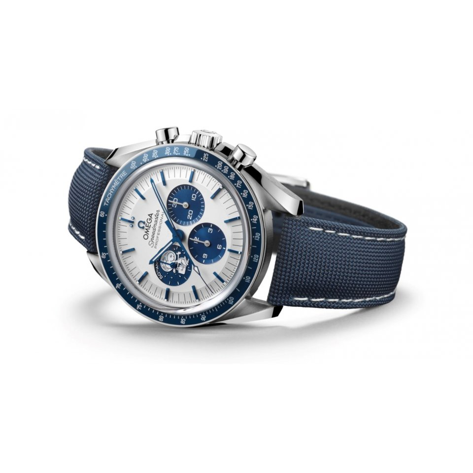 OMEGA launches the Speedmaster